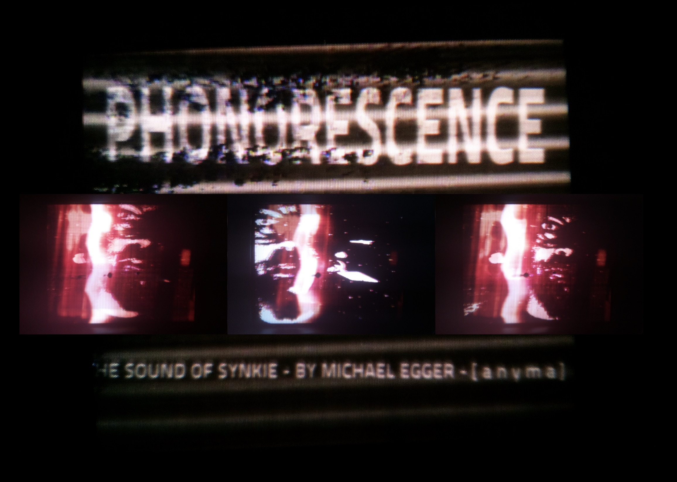 phonorescence