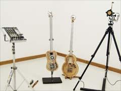 Instruments vidéo