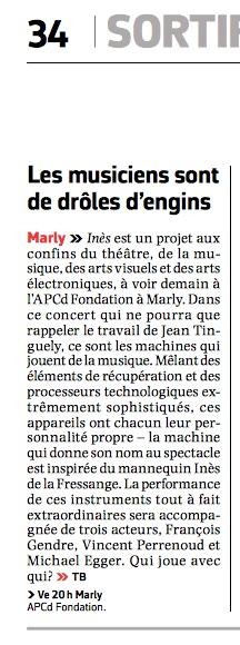 La Liberté du 1 september 2016